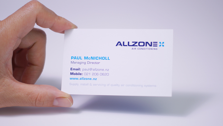 Allzone Bus Card Back