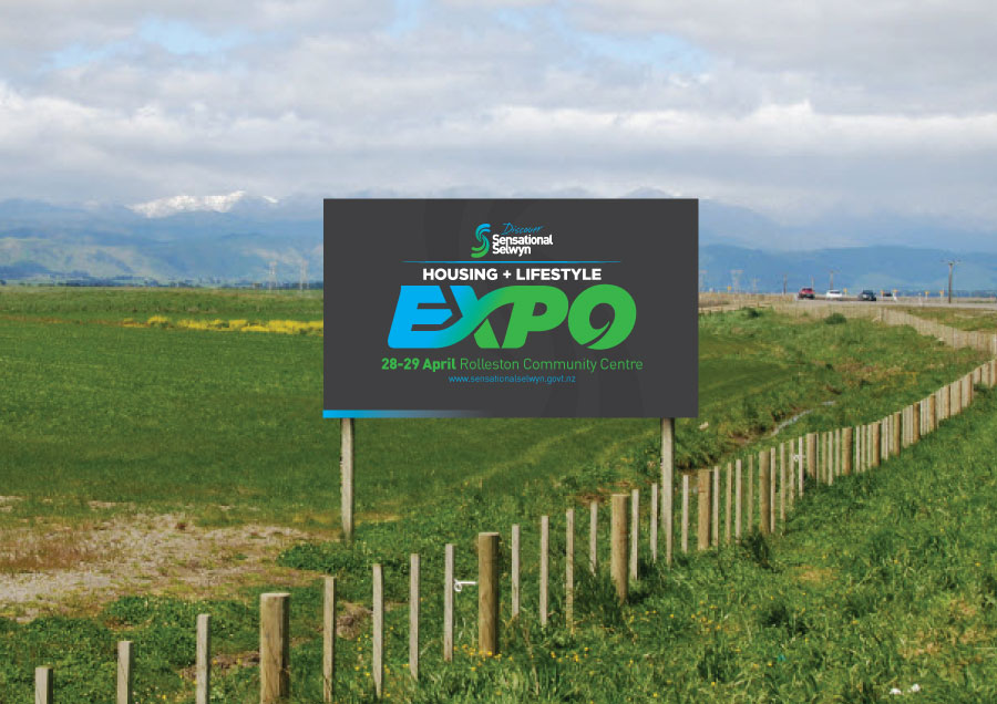 SS Expo Sign