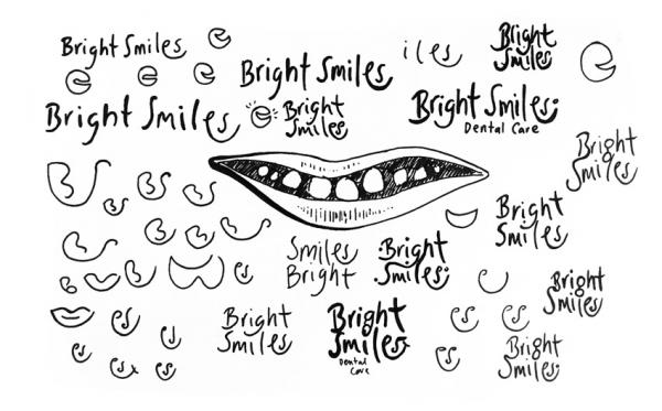 Bright Smiles Concept Development