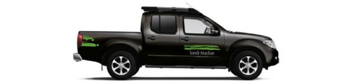 Sandi Mac Vehicle