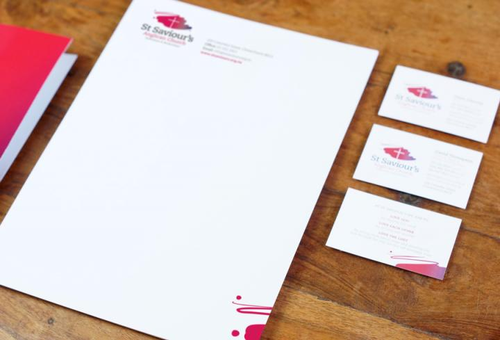 St Saviours Stationery