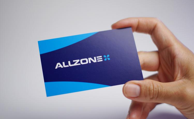 Allzone Bus Card Front